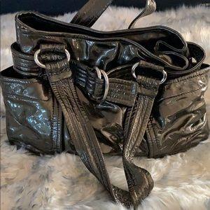 metallic finish Kooba bag